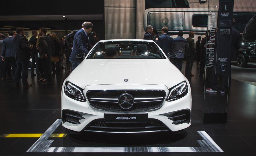 2019 Mercedes-AMG E53 coupe - Slide 41