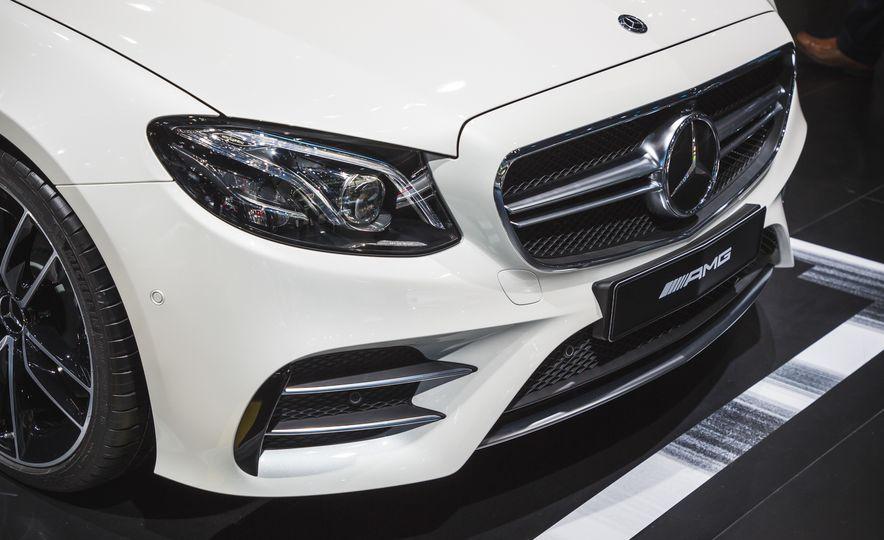2019 Mercedes-AMG E53 coupe - Slide 43