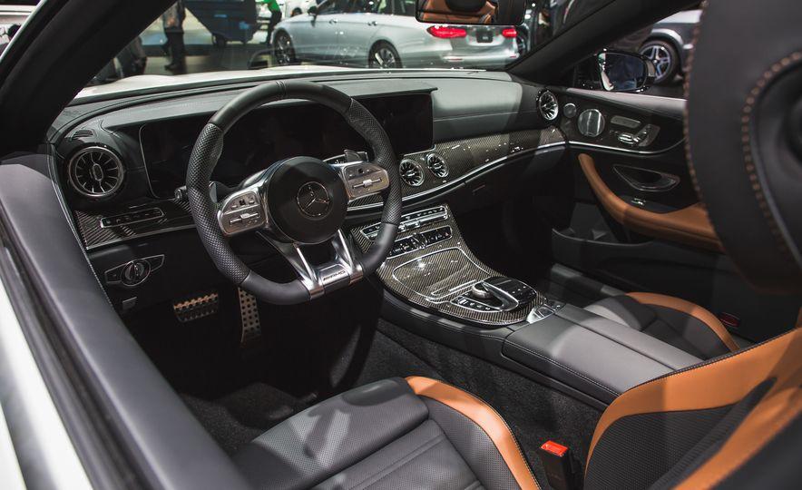 2019 Mercedes-AMG E53 coupe - Slide 45
