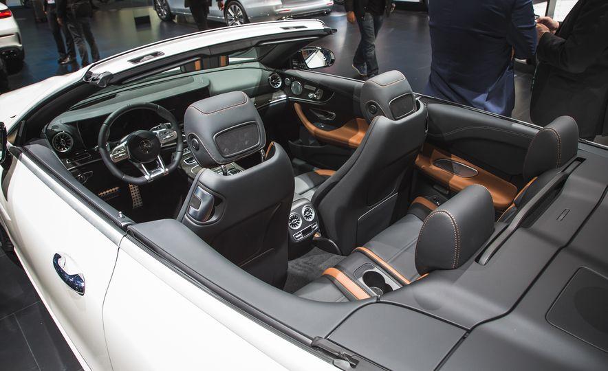 2019 Mercedes-AMG E53 coupe - Slide 46