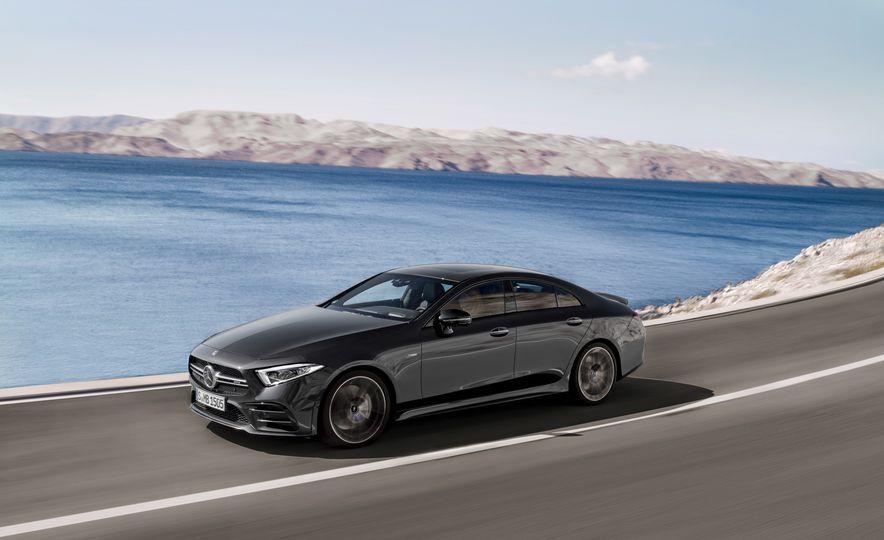 2019 Mercedes-AMG CLS53 - Slide 3
