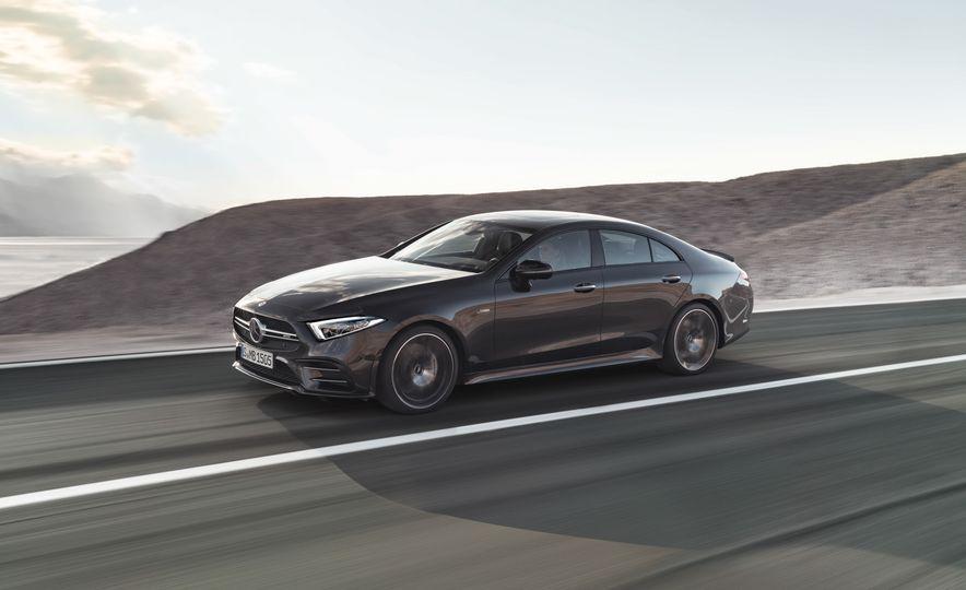 2019 Mercedes-AMG CLS53 - Slide 6