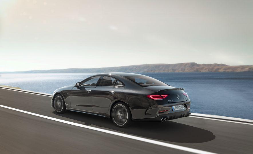 2019 Mercedes-AMG CLS53 - Slide 7