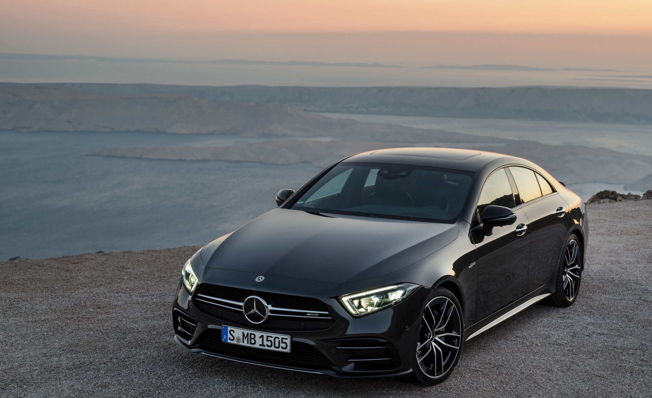 Mercedes Amg Cls63 S 4matic Reviews Price Photos And Specs Car Driver
