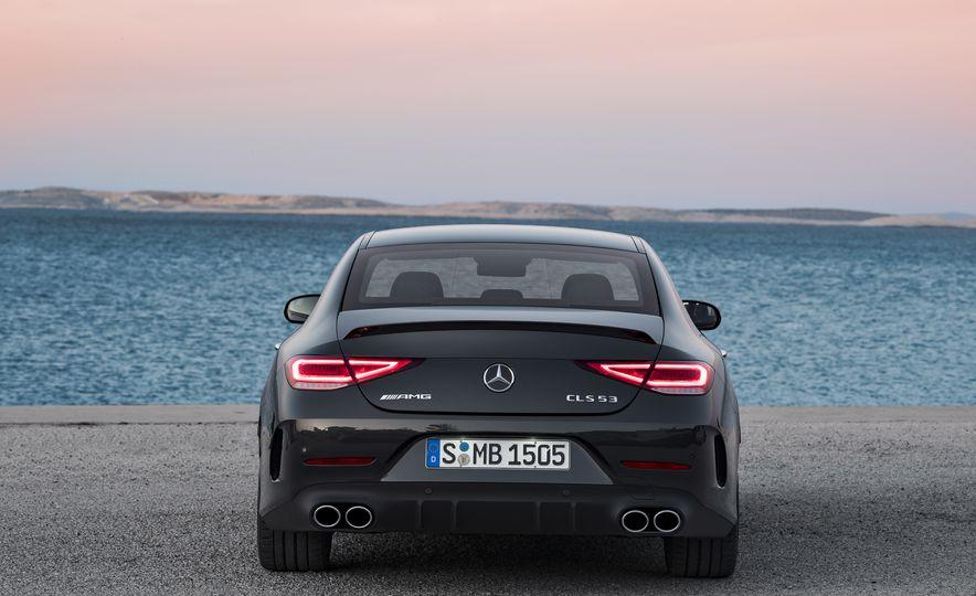2019 Mercedes-AMG CLS53 - Slide 11