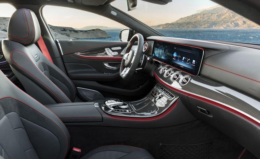 2019 Mercedes-AMG CLS53 - Slide 18