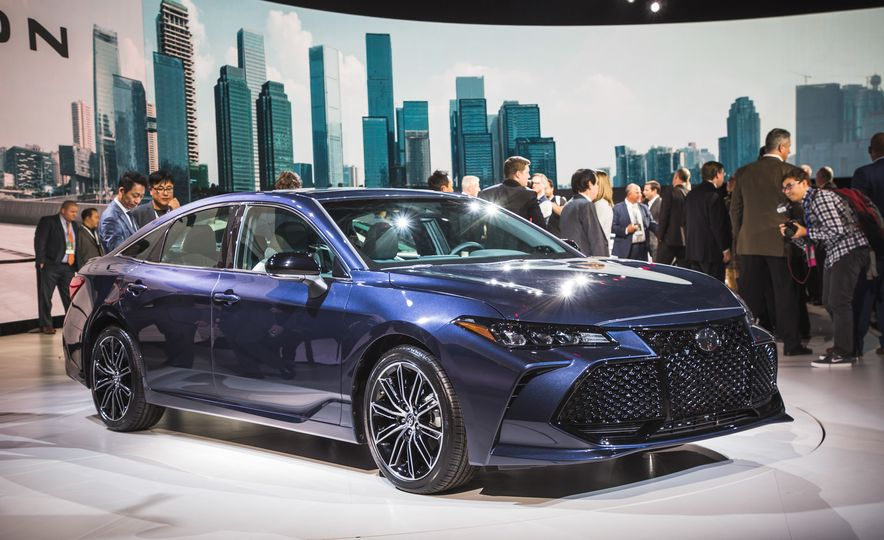 2019 Toyota Avalon - Slide 67
