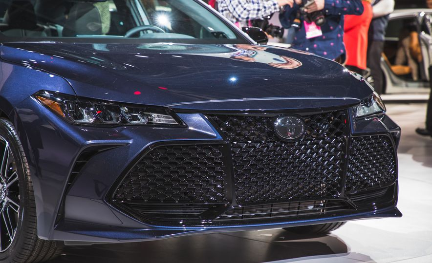 2019 Toyota Avalon - Slide 72
