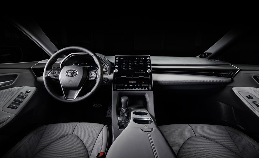 2019 Toyota Avalon - Slide 56