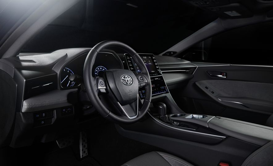 2019 Toyota Avalon - Slide 58