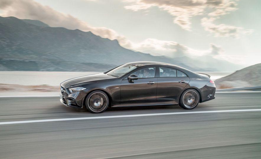 2019 Mercedes-AMG CLS53 - Slide 1