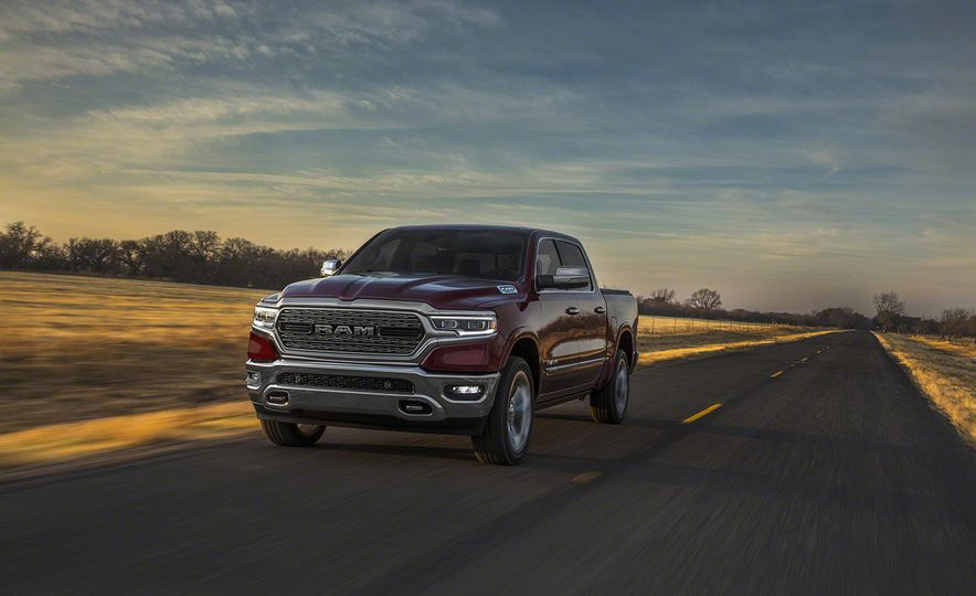 2019 Ram 1500 Limited Edition - Slide 1