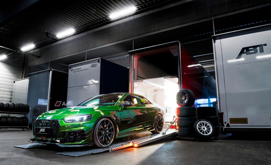 ABT Audi RS5-R - Slide 1
