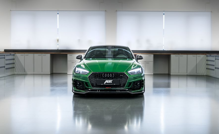 ABT Audi RS5-R - Slide 4