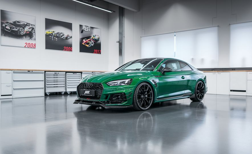ABT Audi RS5-R - Slide 5
