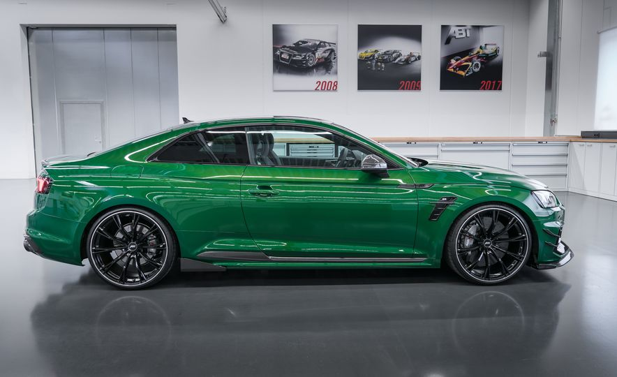 ABT Audi RS5-R - Slide 6