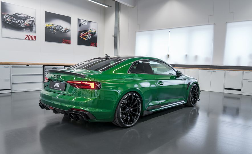 ABT Audi RS5-R - Slide 7