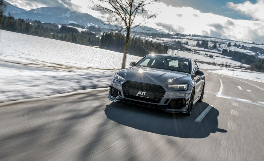 ABT Audi RS5-R - Slide 19