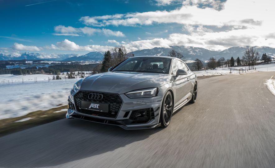 ABT Audi RS5-R - Slide 20