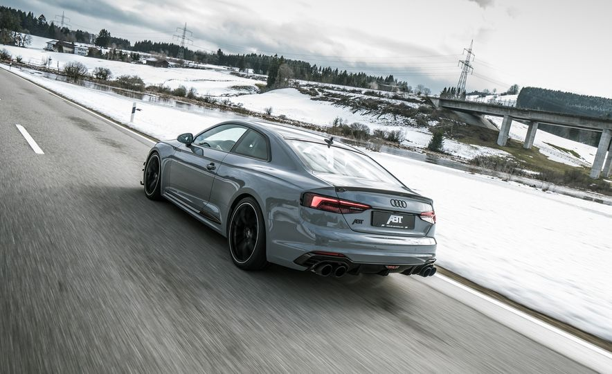 ABT Audi RS5-R - Slide 21