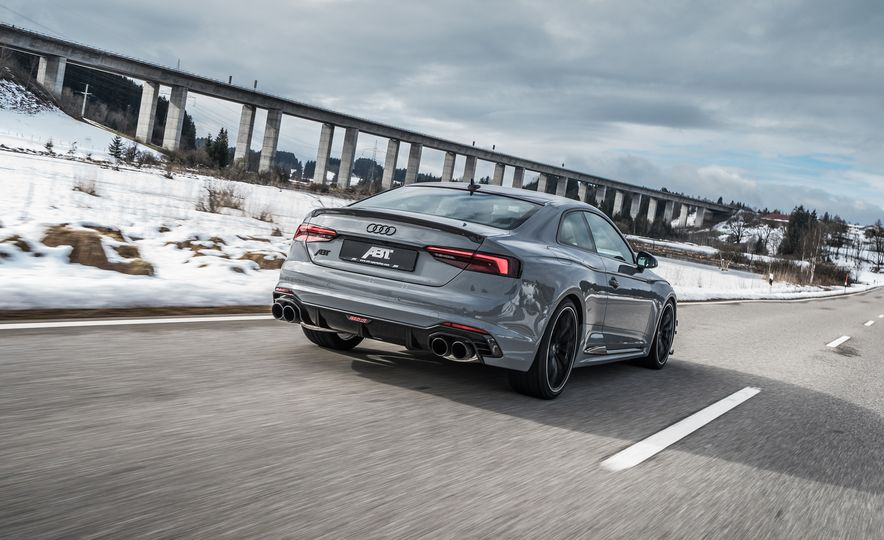 ABT Audi RS5-R - Slide 22