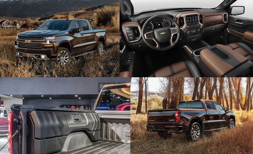 The 15 Things You Need to Know about the 2019 Chevrolet Silverado 1500 - Slide 1