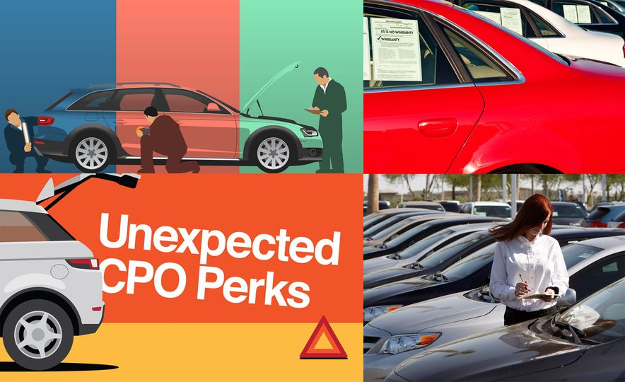 Reasons a Certified Pre-Owned (CPO) Vehicle May Be Right for You - Slide 1
