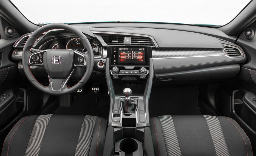 2018 Honda Civic Si sedan, Civic Type R, Civic Sport, 2018 Chevrolet Camaro SS, Camaro ZL1, and Camaro - Slide 31