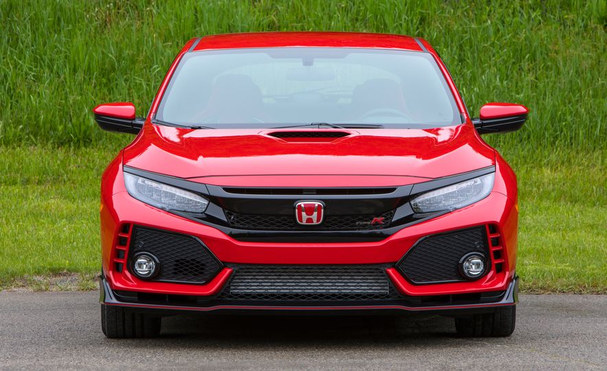 2018 Honda Civic Si sedan, Civic Type R, Civic Sport, 2018 Chevrolet Camaro SS, Camaro ZL1, and Camaro - Slide 36