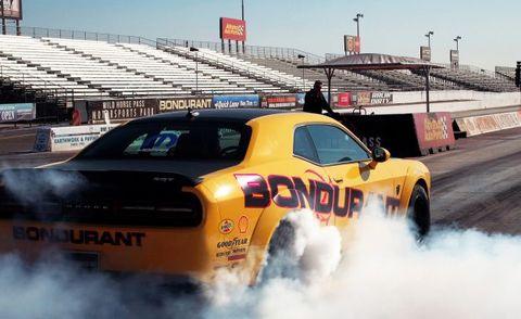 Dodge Challenger Srt Demon Owners Get Free Drag Racing School News
