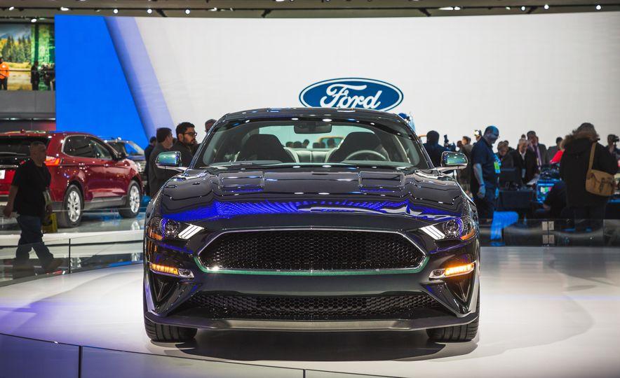 2019 Ford Mustang Bullitt - Slide 11