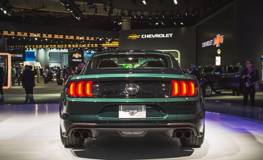 2019 Ford Mustang Bullitt - Slide 15