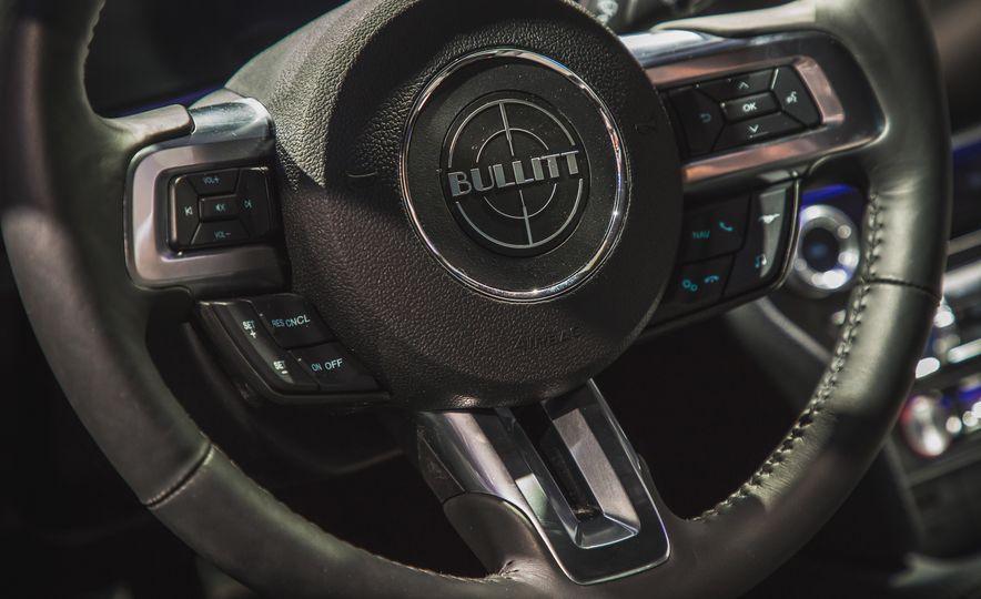 2019 Ford Mustang Bullitt - Slide 26