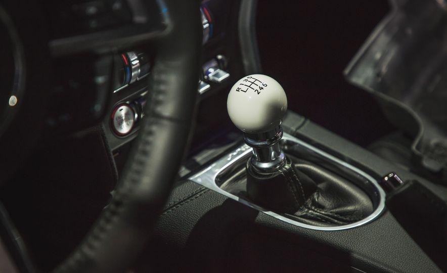 2019 Ford Mustang Bullitt - Slide 27