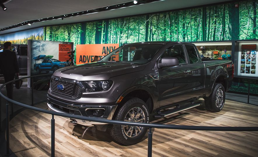 The 12 Must-See Highlights from the 2018 Detroit Auto Show - Slide 6