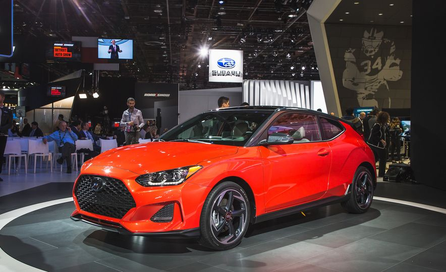 The 12 Must-See Highlights from the 2018 Detroit Auto Show - Slide 7