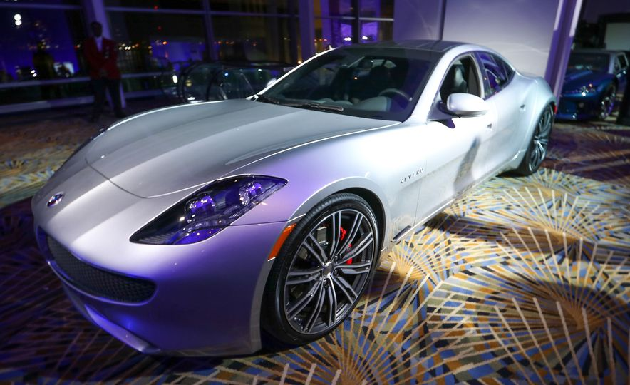 Go inside the Detroit Auto Show's $250-per-Ticket Exotic-Car Showcase - Slide 11