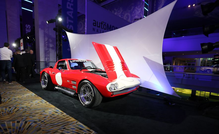 Go inside the Detroit Auto Show's $250-per-Ticket Exotic-Car Showcase - Slide 13