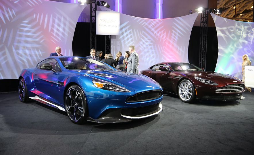 Go inside the Detroit Auto Show's $250-per-Ticket Exotic-Car Showcase - Slide 14