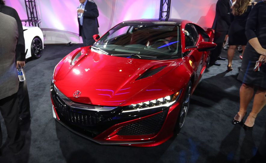 Go inside the Detroit Auto Show's $250-per-Ticket Exotic-Car Showcase - Slide 20