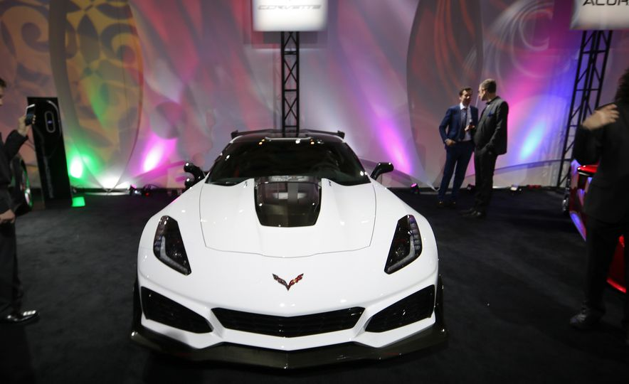 Go inside the Detroit Auto Show's $250-per-Ticket Exotic-Car Showcase - Slide 18
