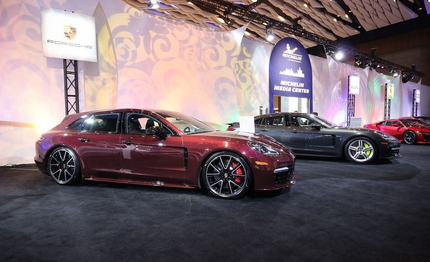 Go inside the Detroit Auto Show's $250-per-Ticket Exotic-Car Showcase - Slide 2