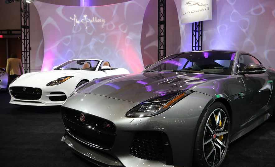 Go inside the Detroit Auto Show's $250-per-Ticket Exotic-Car Showcase - Slide 3