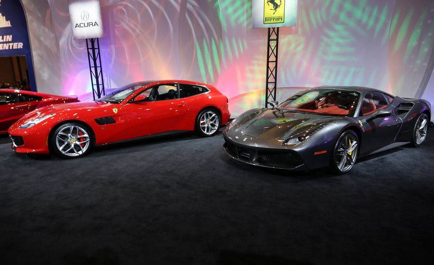 Go inside the Detroit Auto Show's $250-per-Ticket Exotic-Car Showcase - Slide 4