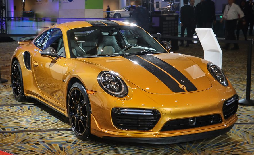 Go inside the Detroit Auto Show's $250-per-Ticket Exotic-Car Showcase - Slide 9