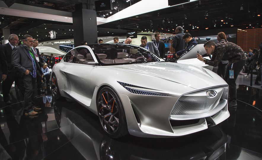 The 12 Must-See Highlights from the 2018 Detroit Auto Show - Slide 8