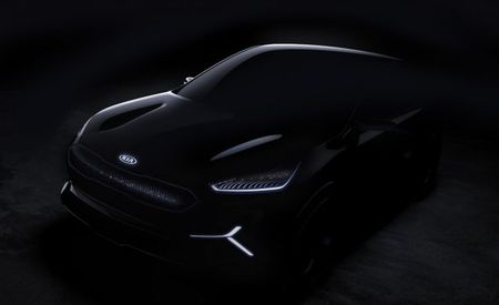 Kia's Electric Concept Car for CES Is Really the Niro EV in Disguise
