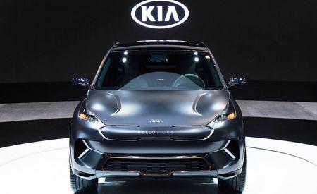 Kia Niro EV Concept: Preparing to Take a Shot at the Bolt – Official Photos and Info