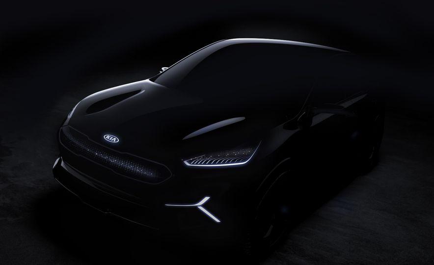 Kia Niro EV concept - Slide 1
