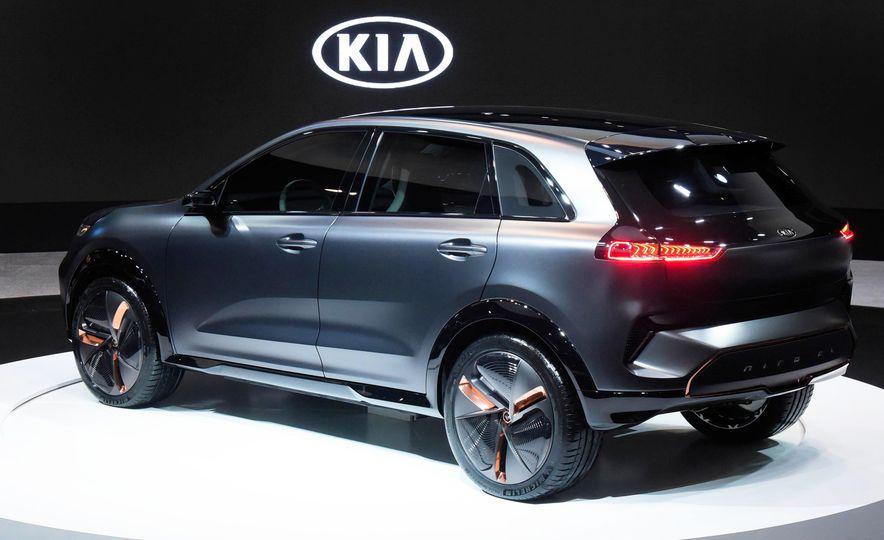 Kia Niro EV concept - Slide 2